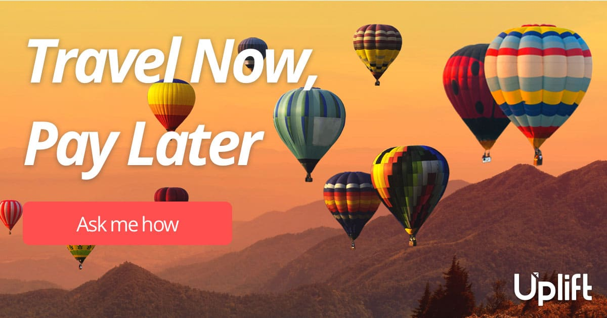 Travel Now, Pay Later